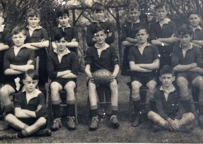 Dad Rugby Captain