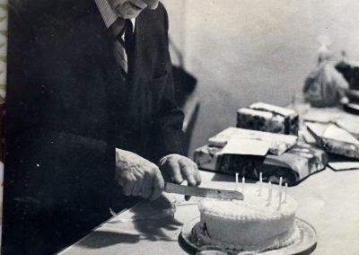 Garndad Betts 90yrs Birthday (1980)