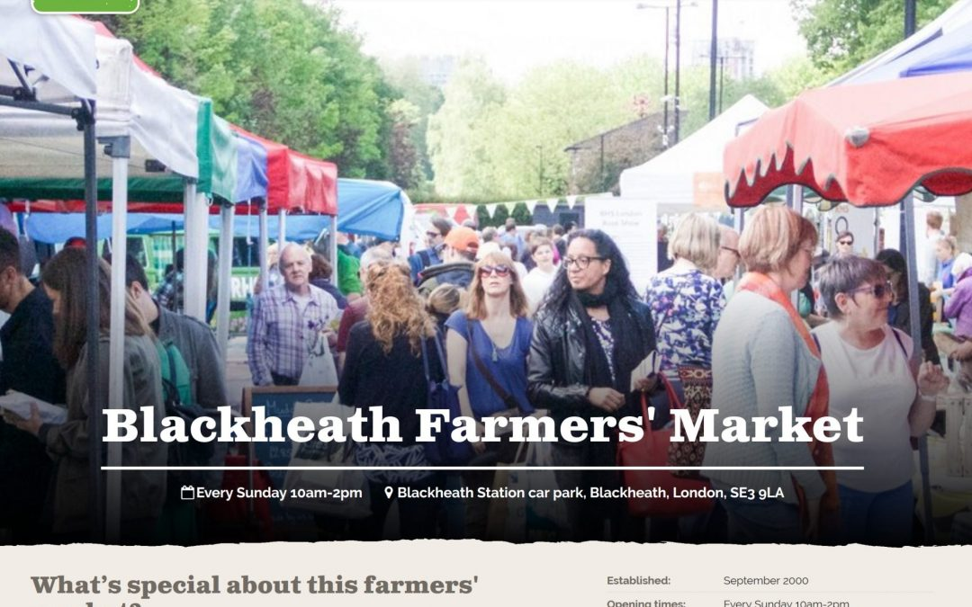 Blackheath, Farmers Market